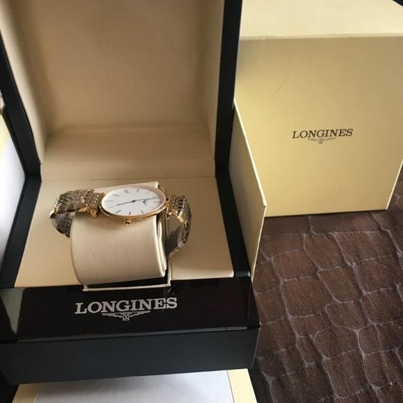 Longines Accessories - NWOT. Genuine Longines Le Grand Classique Quartz